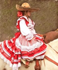 Una Nina Escaramuza