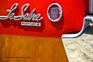 Le Sabre 400 40x26 by Kim Robbins