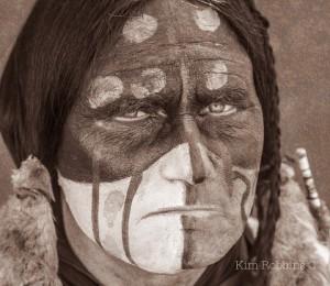 Comanche Portrait