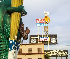 The Big Texan #1