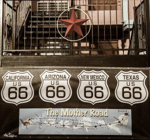The Mother Road Route 66