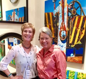 Kim Robbins Pottery Barn Featured Artist