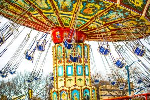 Flying Carousel #1
