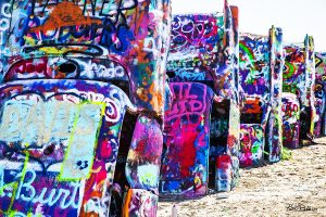Cadillac Ranch #2