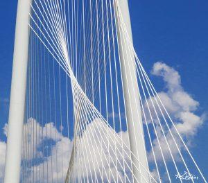 Margaret Hunt Hill Bridge #2