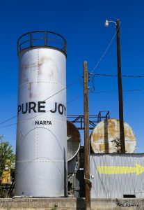 Pure Joy Marfa Texas