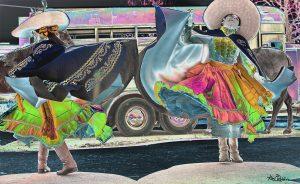 Dancing Escaramuza