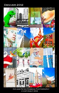 Kim Robbins Denver Collage
