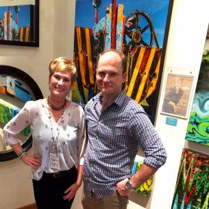 Kim Robbins Pottery Barn Featured Artist